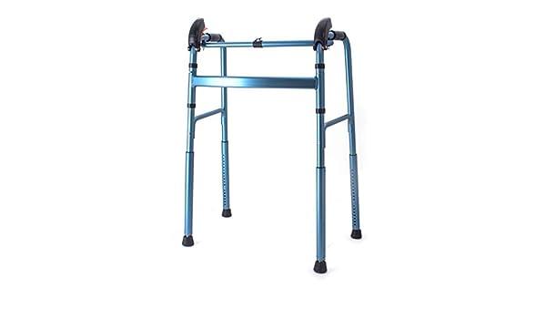 MyAou-Andadores Ancianos Walker Reposabrazos retráctil ...
