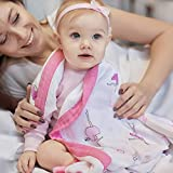 DreamShip Baby Blanket | 4-Layer Breathable