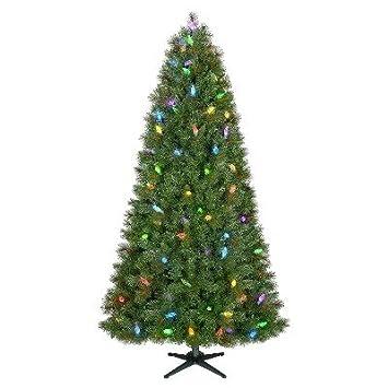 7.5' Philips Pre-lit Illuminate Balsam Fir Tree - Multi-color C9 ...