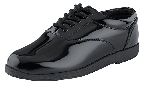 DSI Showstopper Patent Men's and Women's Marching Band Shoe by Director's Showcase