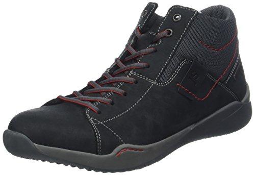 Schwarz 53 a Nero Seibel kombi Ricardo Alto Sneaker 101 Josef Uomo Collo TBAUWqEz