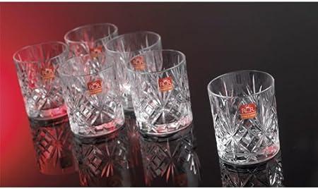 Rcr - Juego de 6 vasos de vino Melodía
