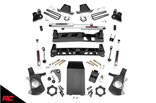 03 gmc sierra lift kit - 3