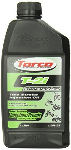 Torco T920022CE T-2i Two Stroke Injection Oil Bottle - 1 Liter Bottle
