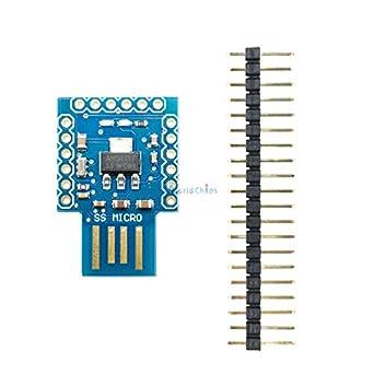 Amazon com: Pro Micro Mini SS Beetle Virtual Keyboard BadUSB