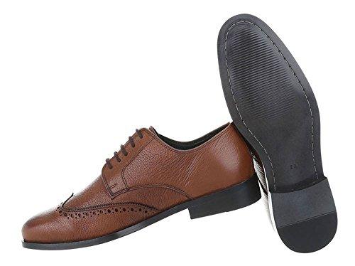 ... schuhe Schuhe Herren Camel Optik Used Schnürer Leder Business p1xOqwx6  ... 808f607d51