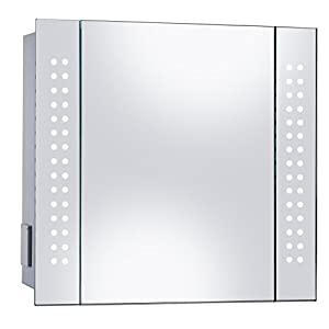 bathroom mirrors with lights and demister my web value