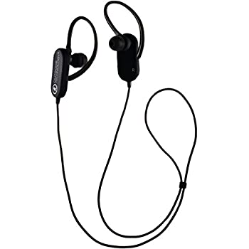 Outdoor Tech OT1000 Tags - Wireless Bluetooth Earbud Headphones (Black)