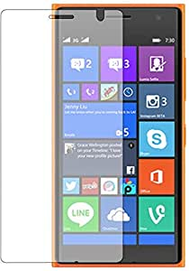 Nokia Lumia 730 Anti Shock Scratch Proof Crystal Clear Buff Screen Protector