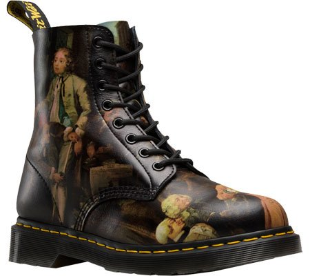 Dr. Martens Unisex Pascal Boot Multi Size UK 7 (8 M US Men/9 M US Women) (Ladies Renaissance Shoes)