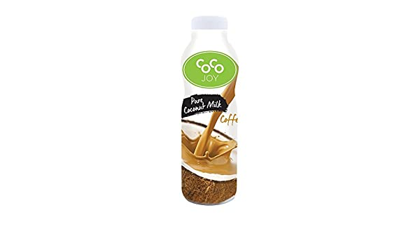 Amazon.com : Coco Joy - Pure Coconut Milk, 16.9 Ounce, Pack of 12 (Coffee) With Strawberry, Banana and Chocolate Flavors, Gluten Free, Packed With Nutrients ...