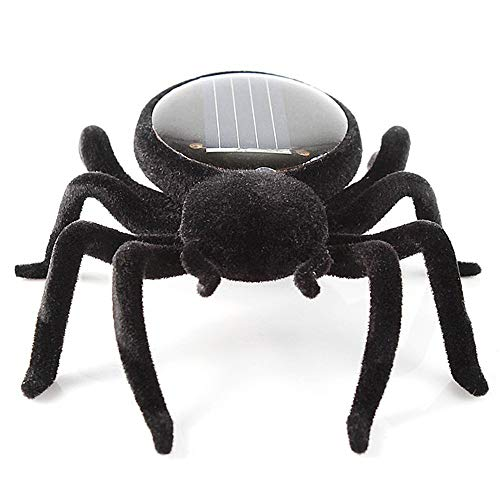 orld's Smallest Solar Powered Car - Educational Solar Powered Toy Solar Powered Toy Gadget Christmas Gift|American Warehouse Shipment FAST (spider) ()
