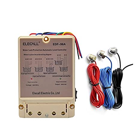 419wgkLKhoL._SX466_ amazon com elecall edf 96a water automatic level controller 10a