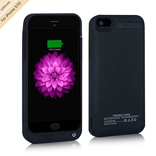Battery Backup For Iphone 5 - 3