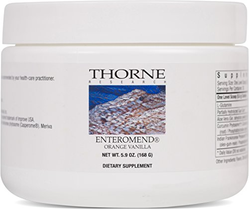 Thorne Research Enteromend Botanical Supplement product image