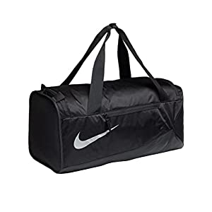 Nike Men's Vapor Max Air 2.0 Small Gym Duffel Bag Black