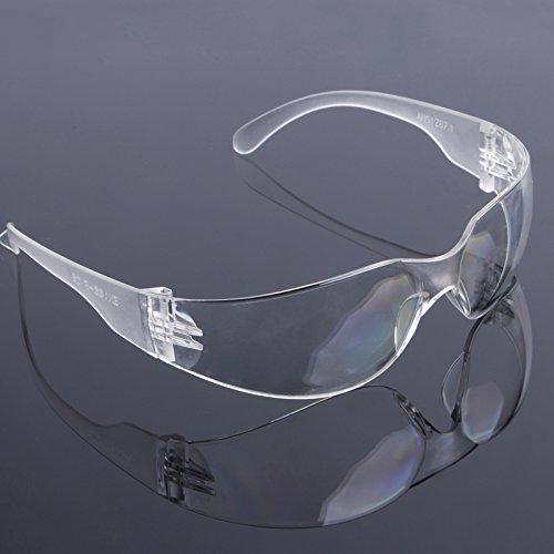 Techinal Eye Protective Safety Glasses Eyewear Protection Goggles for Dental Lab Work - PC - Protection Eye Basketball Glasses