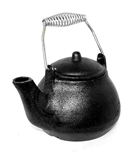 Estufa de leña de la caldera tetera de hierro fundido de humidificador - restablecer el equilibrio!: Amazon.es: Hogar