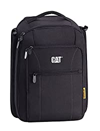 Cat 83476-01 B Mochila Tipo Casual Unisex, Black, Mediano