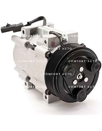 2006 - 2009 Dodge Ram 2500 3500 Diesel New A/C AC Compressor With 1