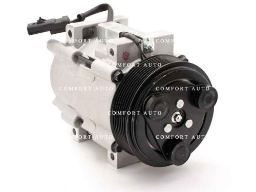 2006 - 2009 Dodge Ram 2500 3500 Diesel New A/C AC Compressor With 1 Year ()
