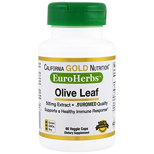Olive Leaf Standardized 60 Caps - 3