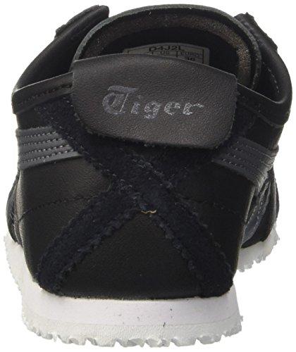 Tiger Black Mexico Adulto 66 Unisex Zapatillas Negro Carbon Onitsuka Asics HwTx58
