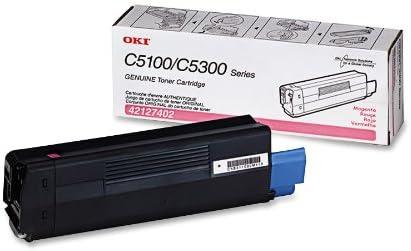 4 PK C5100 42127401-42127404 Toner Set For Okidata C5200 C5300 C5400 C5510 MFP