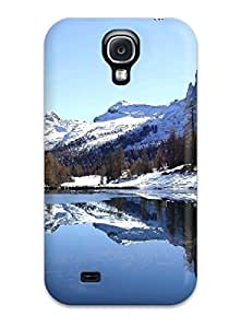 Awesome VyHELUk9417NtnHF ZippyDoritEduard Defender Tpu Hard Case Cover For Galaxy S4- Earth Winter Nature Winter