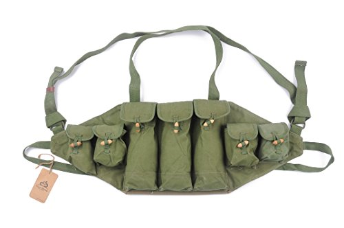 Chinese Type 56 Ak Chest Rig Ammo Pouch-31144 Cool Shiny