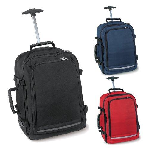 Maleta de negocios y mochila en una para ordenador portátil - apta para equipaje de mano: Amazon.es: Zapatos y complementos