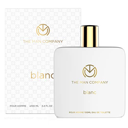 The Man Company Premium Eau De Toilette (Perfume) For Men – Blanc (100 Ml)   Made in India