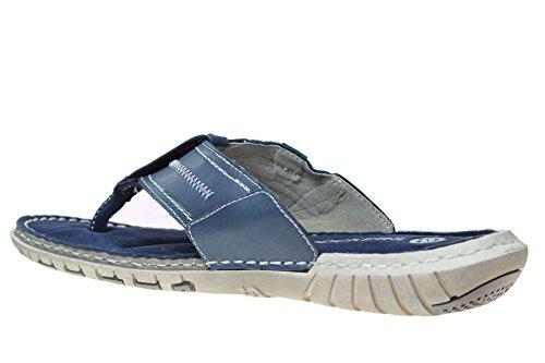 Blau Zehensteg Sandalen Herren Zehensteg Sandalen Herren Dockers 38SD004 Blau Dockers 38SD004 qqvRAf8x