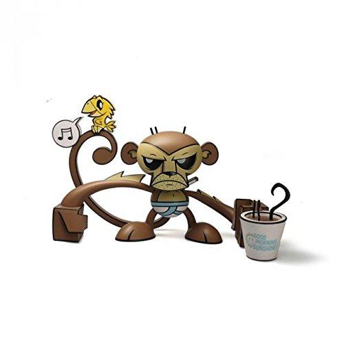 Good Morning Sunshine Monkey OG Edition Designer Vinyl Figure by Joe Ledbetter