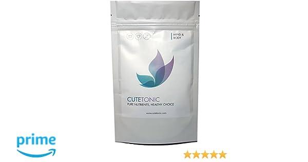 Cutetonic® chia semilla (proteína) en polvo 100% puro de origen orgánico (1KG)