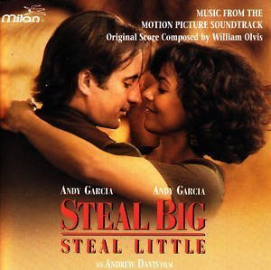 Steal Big, Steal Little: Music From The Motion Picture Soundtrack by Unknown (1995-09-26?