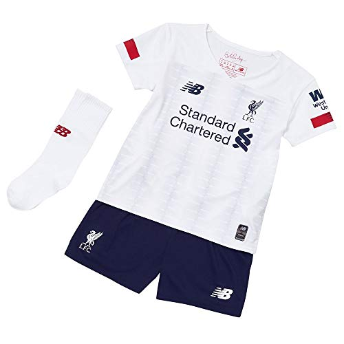 Liverpool Away Kit - New Balance Liverpool Kids Away Kit 2019/20-2-3 Years