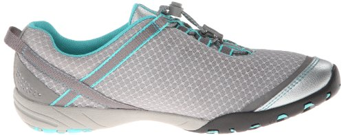 Clarks Womens Illume Oxygen Oxford Grey