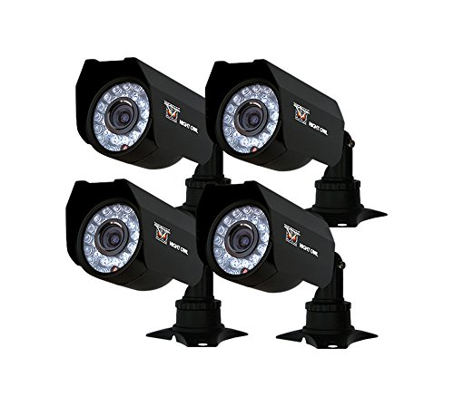 Night Owl Security KIT CAM 4PK CM245A Cameras product image
