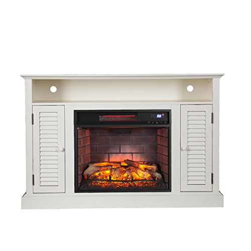 farmhouse fireplace - 8