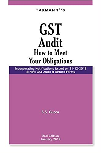 GST Audit-How to Meet your Obligations (2nd Edition January 2019)