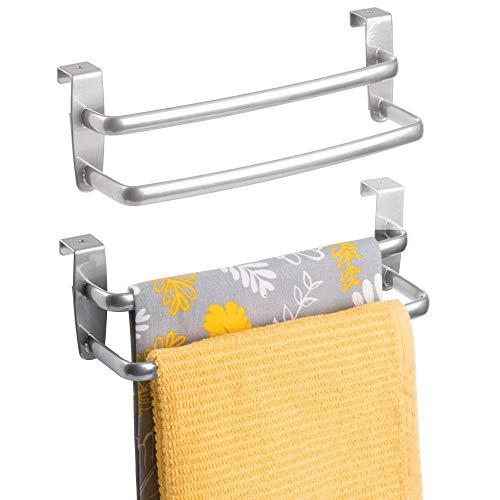 over door double towel bar - 1
