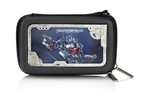 3DS Transformers Cybertanium Case - Optimus Prime