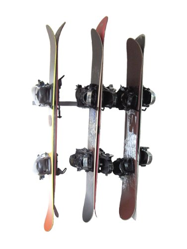 Monkey Bars Snowboard Wall Rack by Monkey Bars