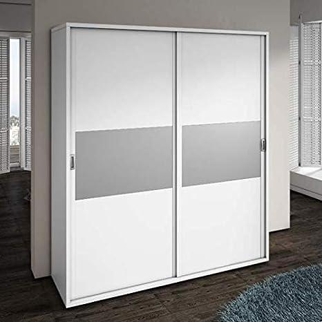 Armario de Matrimonio Moderno, Muebles para Dormitorio, con Subida A Domicilio, Armarios ref-61: Amazon.es: Hogar