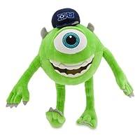 """Disney Mike Wazowski Plush Soft Stuffed Doll Monsters University 10"""" Tall"""