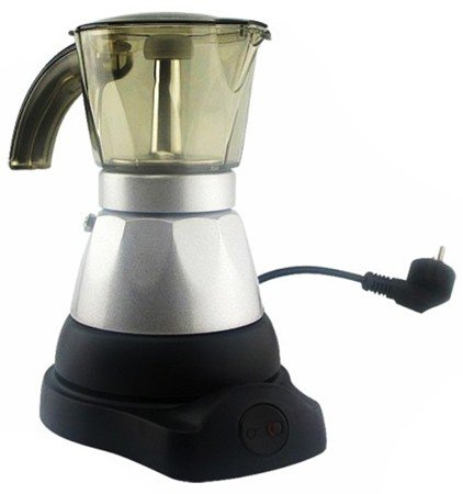 Electric Cuban Coffee Maker 6 Cups