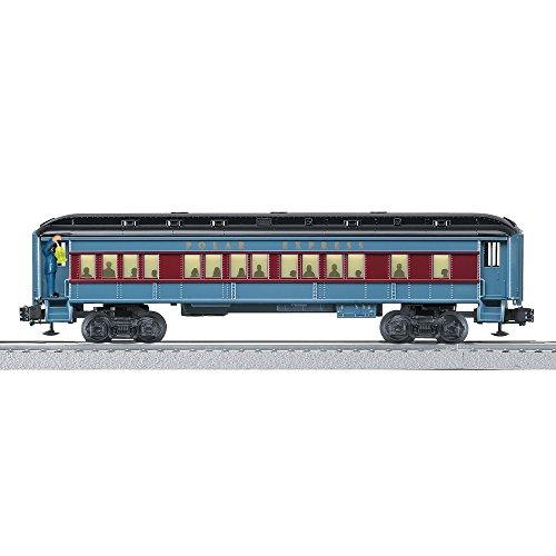 Announcement Train (Lionel The Polar Express LionChief Announcement Car)