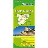 Costa Dorada (Michelin Zoomkarte)