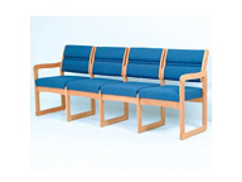 Valley Four Seat Sofa by Wooden Mallet
